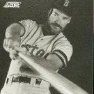 1991 Score 889 Wade Boggs DT