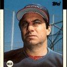 1986 Topps Traded 39T Jim Fregosi MG