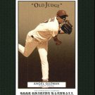 2005 Origins Old Judge 176 Angel Guzman YS