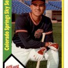 1990 Colorado Springs Sky Sox CMC 13 Ever Magallanes