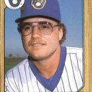 1987 O-Pee-Chee 108 Jim Gantner
