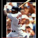 1992 Pinnacle 205 Mo Vaughn