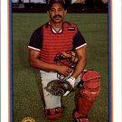 1991 Bowman 124 Tony Pena