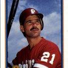 1991 Bowman 499 Dickie Thon