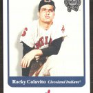 2001 Greats of the Game 41 Rocky Colavito