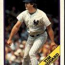 1988 Topps 359 Tim Stoddard