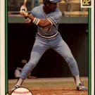 1982 Donruss 54 George Bell RC