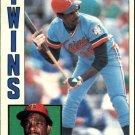 1984 Topps 623 Ron Washington