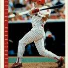 1993 Score 263 Tom Marsh
