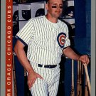 1993 Fleer 20 Mark Grace