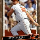 2005 Upper Deck Classics 13 Boog Powell