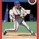 1991 Score 100 Superstars 80 Gregg Jefferies
