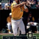 2003 Upper Deck First Pitch 38 Eric Chavez