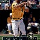 2003 Upper Deck First Pitch 38 Eric Chavez