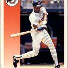 1992 Score 257 Jerald Clark