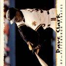 1995 Topps 585 Dave Clark