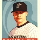 2007 Upper Deck Goudey Green Back 158 Mike Jacobs