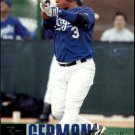 2006 Upper Deck 643 Esteban German