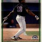 1997 Topps 290 Derrick Gibson
