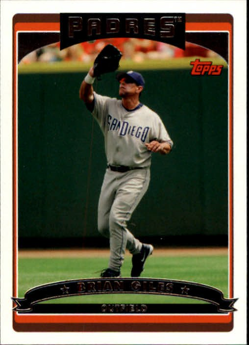 2006 Topps 140 Brian Giles