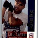 2001 Upper Deck Minors Centennial #21 Carl Crawford
