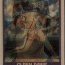 1989 Sportflics 137 Glenn Davis