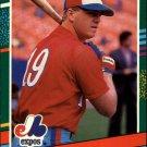 1991 Donruss 499 Jerry Goff
