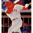 1997 Score 198 Juan Gonzalez