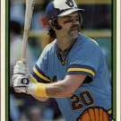 1983 Donruss 510 Gorman Thomas