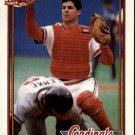 1991 Topps 308 Tom Pagnozzi