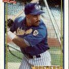 1991 Topps 347 Greg Vaughn