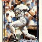 1991 Topps 379 Randy Velarde