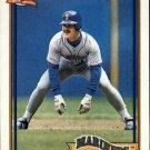 1991 Topps 607 Edgar Martinez