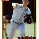1991 Topps 733 Kelly Downs