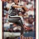 1991 Topps 755 Mark Langston