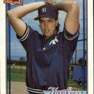 1991 Topps 786 Eric Plunk