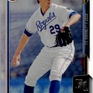 2015 Bowman Prospects BP73 Kyle Zimmer