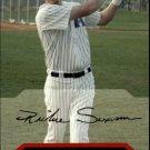 2004 Bowman 99 Richie Sexson