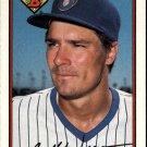 1989 Bowman 135 Bill Wegman