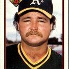 1989 Bowman 199 Glenn Hubbard