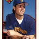 1989 Bowman 205 Mark Langston