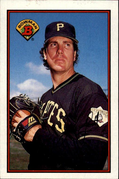 1989 Bowman 411 Jim Gott