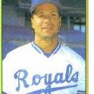 1990 Bowman 369 Mark Davis