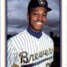 1991 Bowman 46 Willie Randolph
