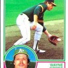 1983 Topps 233 Wayne Gross