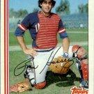 1982 Topps 54 Ron Hassey