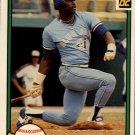 1982 Donruss 129 Lloyd Moseby