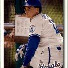 1992 Upper Deck 744 Wally Joyner