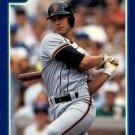1991 Score 533 Greg Litton