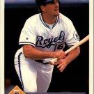 1993 Donruss 543 Keith Miller